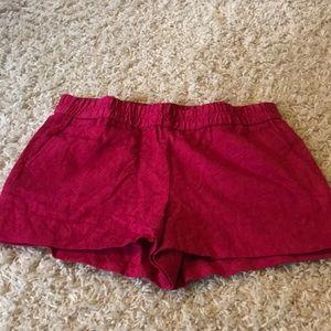 J crew shorts size 10